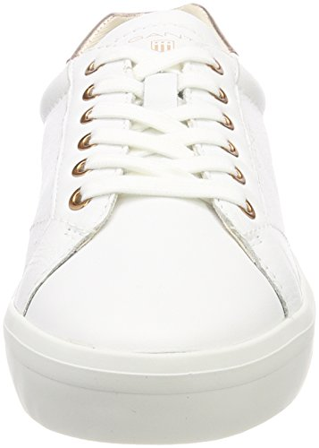 Donna Wht Bright Gant Rose Wei Gold Mary Sneaker Zwqx8EnvP