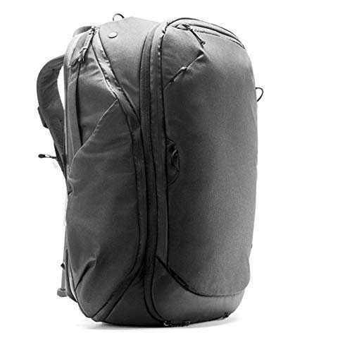 Peak Design Travel Line Backpack 45L (Black) (Expandable 30-35-45L)