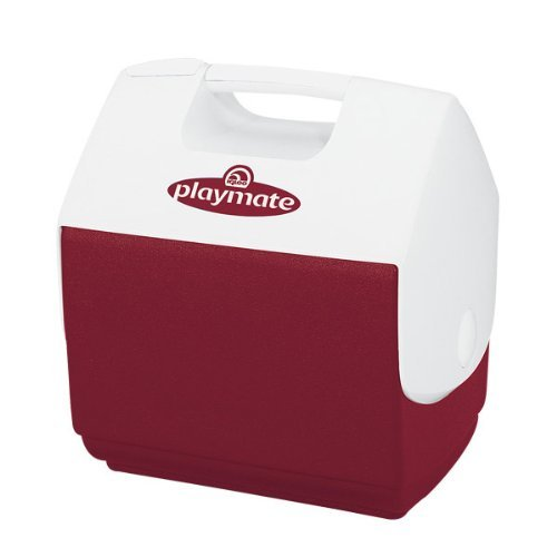 Playmate Playmate Pal Cooler 7 Qt Red