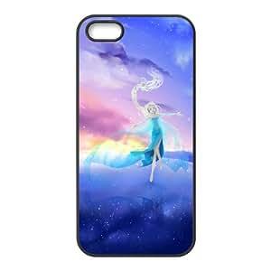 Frozen Snow Queen Princess Elsa Cell Phone Case for Iphone 5s