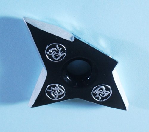 Ninja Rubber Throwing Star Roppo Shuriken 5pieces set!