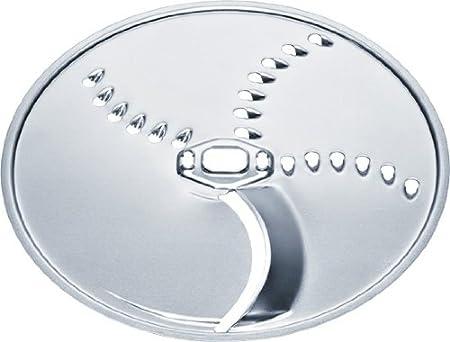 Bosch MUZ45KP1 - Accesorio de acero inoxidable para crêpes de patata para los robots de cocina Bosch MUM4 y MUM5 [importado de Alemania]: Amazon.es: Hogar