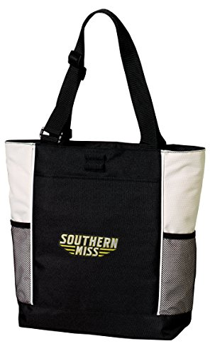 Southern Mississippi Pool - Broad Bay USM Golden Eagles Tote Bags Southern Miss Totes Beach Pool Or Travel