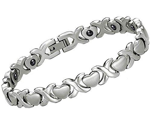 Womens Titanium Magnetic Bracelet Balance