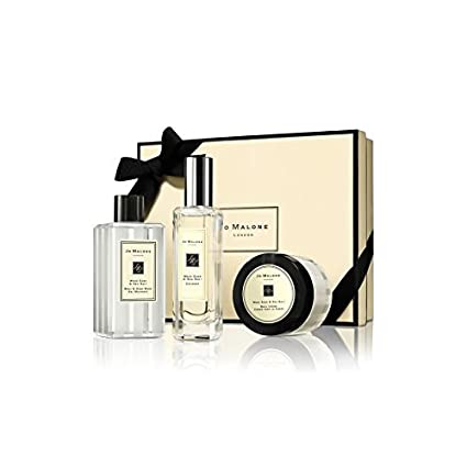 Jo Malone madera color verde salvia y sal marina Collection, Colonia 30 ml + Hand