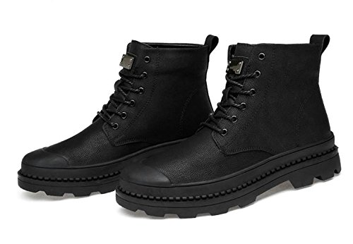 39 men's Durable leather waterproof boots qgWnCCFw8