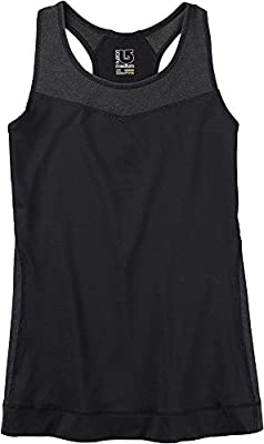 Burton Women's Active Tank Top, True Black, Large