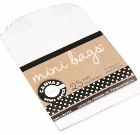 CCB paper bags white