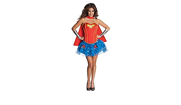 Justice League Wonder Woman superheldin para mujer Disfraz ...
