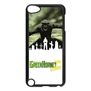 QSWHXN The Green Hornet 2 Phone Case For Ipod Touch 5 [Pattern-4]