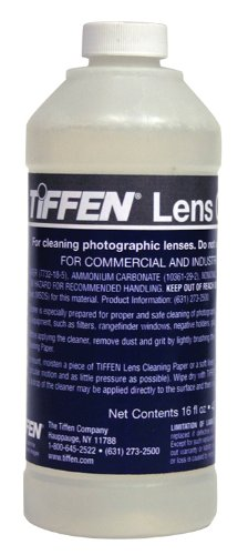 Tiffen Lens Cleaner 16oz Bottle