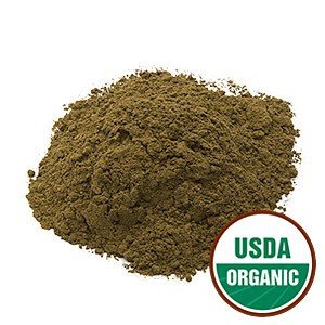 Organic Basil Leaf Powder ()