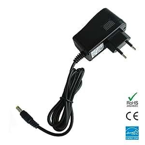 Cargador 9V compatible con Portátil VTech Power Xtra (Fuente de alimentación) - enchufe español