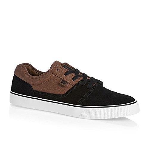 Zapato Dc Tonik-camel Negro