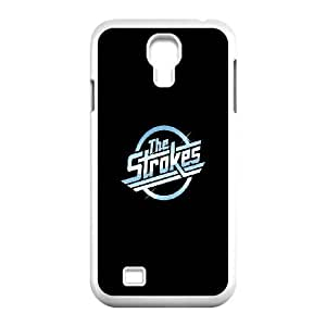 The Strokes Samsung Galaxy S4 9500 Cell Phone Case White DIY GIFT pp001_8029077