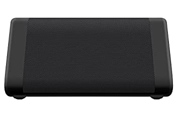 Oontz Angle 3 Portable Bluetooth Speaker : Louder Volume 10w Power, More Bass, Ipx5 Water Resistant, Perfect Wireless Speaker For Home Travel Beach Shower Splashproof, By Cambridge Soundworks (Black) 12