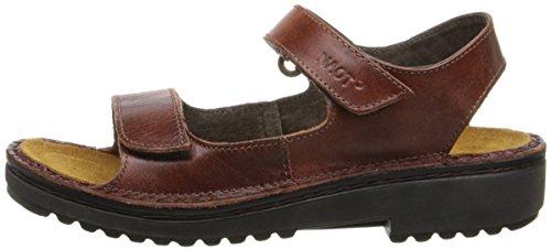 Naot Women's Karenna Flat,Luggage Brown Leather,36 EU/4.5-5 M US by NAOT (Image #5)