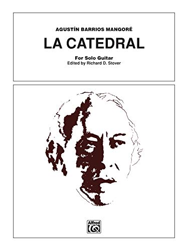 La Catedral: Sheet Paperback – March 1, 1985