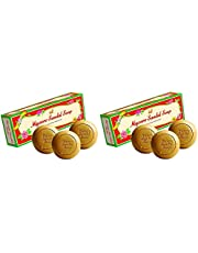 2 X Mysore Pure Natural Sandalwood Oil Ayurvedic Soap 3 x 150g bars in gift pack (Pack Of 2)