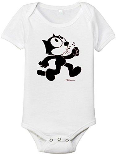 Felix the Cat Baby One-piece/bodysuit (3-6 months)