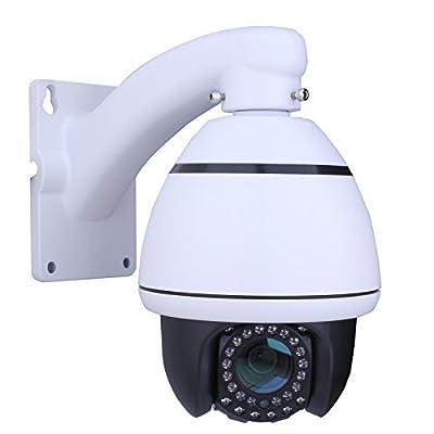 ANRAN 1000TVL Sony Sensor HD PTZ 3.9-39mm 10x Optical Zoom Pan Tilt Dome Security CCTV Camera IR Day Night Vision Indoor