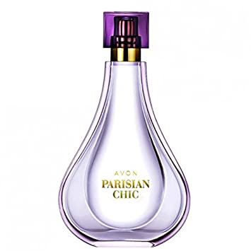 Amazoncom Avon Parisian Chic Eau De Parfum Natural Spray 50ml