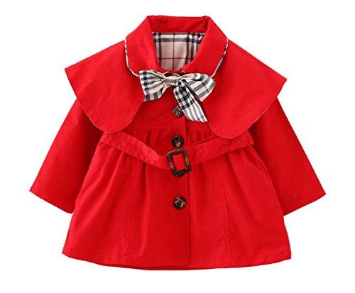 Red Overcoat - 2