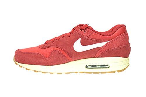Zapatillas De Running Nike Air Max 1 Essential Para Hombre - 537383 611 Gimnasio Red / Sail-black-black