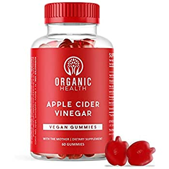 Amazon.com: Organic Health Apple Cider Vinegar Gummies