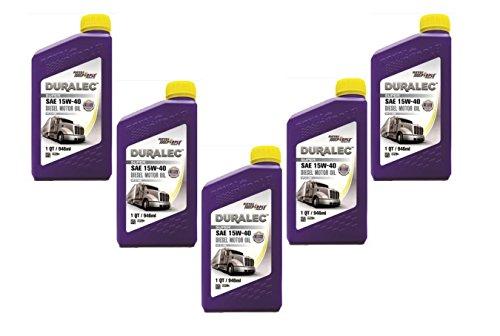 Royal Purple Synthetic Motor Oil 15W40 Multi-Grade - (Case 5 Bottles)