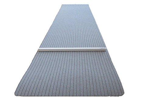 Dartsmat 66 x 280 cm grey steel tip darts dart mat Quality Robust with Oche autix