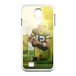 Green Bay Packers Samsung Galaxy S4 9500 Cell Phone Case White 218y3-154428