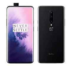 Unlock your OnePlus 7 Pro with the fastest in-display fingerprint sensor on any smartphone. Our Full Optic 6.41 inch AMOLED 19:9 display are setting a new industry standard with our cutting-edge Screen Unlock technology. With a QHD+ resolutio...