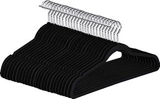 Utopia Home Premium Velvet Suit Hangers - Heavy Duty - Non Slip - Coat Hangers - Pant Hangers