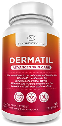 DERMATIL for Fighting Spots, Blemishes and Oily Skin MADE IN UK with...