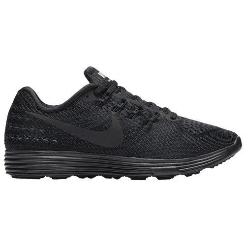 Nike Uomini Lunare Tempo 2 Scarpe, Talla Nero In Esecuzione (nero / Nero / Antracite)