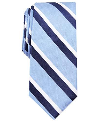 Nautica Men's Bilge Stripe, Blue, One - Mens Nautica Tie