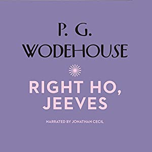 Right Ho, Jeeves Audiobook