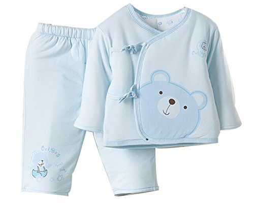 Hot Sale Baby's Winter Thicken Thermal Underwear Sets Cot...