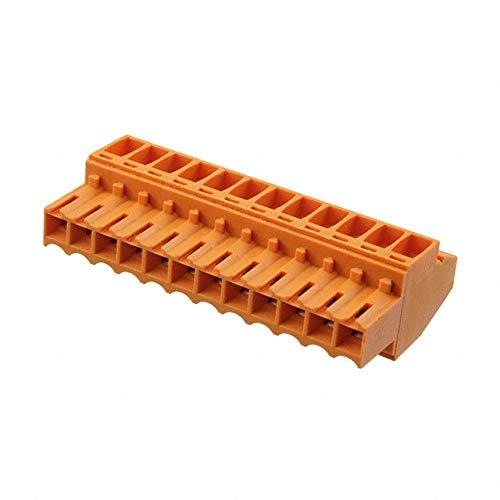 TERM BLOCK PLUG 12POS 3.5MM (Pack of 5)