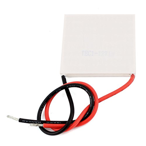 TEC1-12712 Thermoelectric Cooler Peltier White - 1