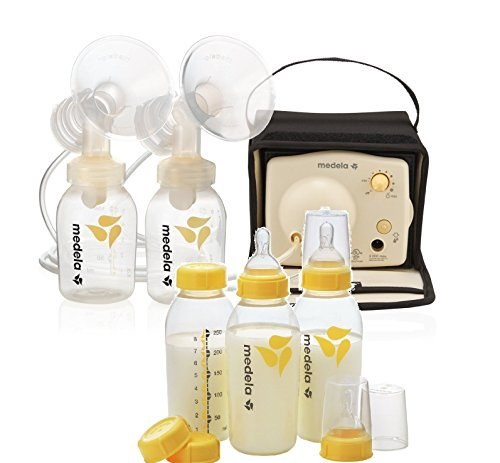 Medela Pump In Style Advanced Breastpump Starter Set-Model  57081 With -4511