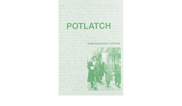 Potlatch (textos completos 1954-1959): 9788493152062: Amazon ...