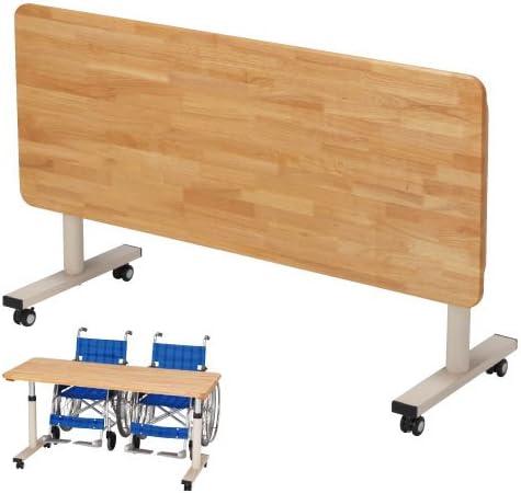 折りたたみ式昇降テーブル オリタタミシキショウコウテーブル(23-2096-01)RZ-1560N(W1500XD600)