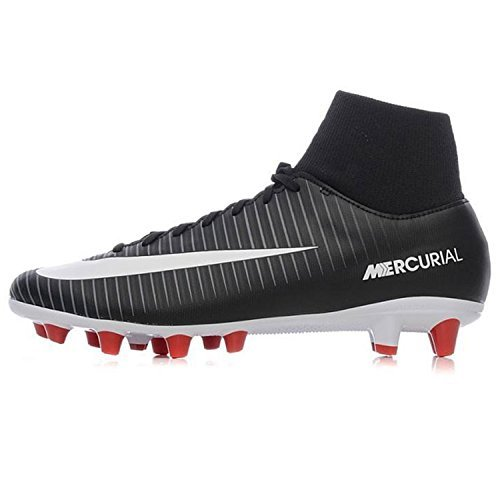 White Grey Black Noir Football Victory Univ Chaussures VI Agpro NIKE Mercurial Dk de DF Red Homme nOaqz0P0v