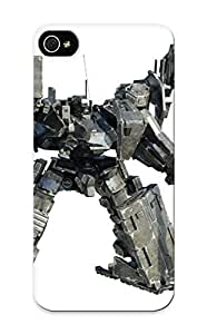 Elizabethshelly Fashion Protective Malzel Armored Core V Case Cover For Iphone 5/5s