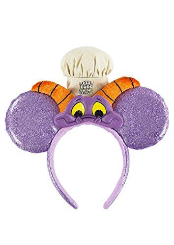 Walt Disney World Epcot Food and Wine Festival 2017 Chef Figment Minnie Mouse Headband (Epcot International Food And Wine Festival 2017)