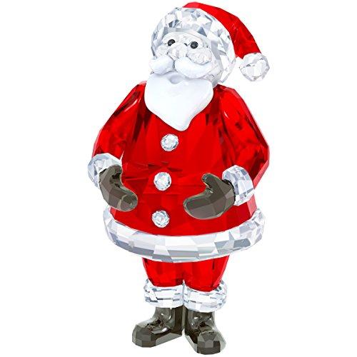 Swarovski Santa Claus Holiday Figurine by Swarovski
