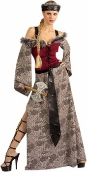 Adult Barbarian Queen Costume Size Adult Standard Size