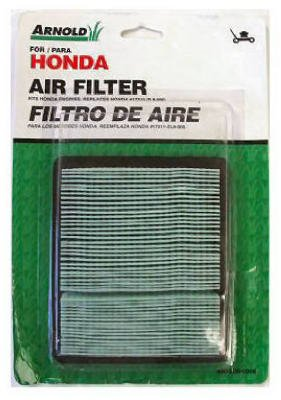 Arnold 490-200-0006 Honda Replacement Paper Air Filter